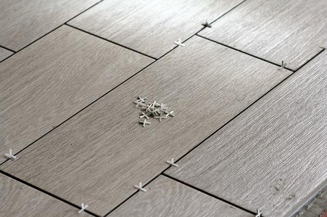 lay tiles